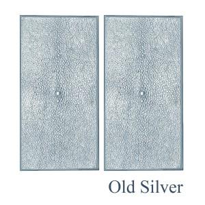 STINGRAY pair of rectangle intermediate push/pull plates