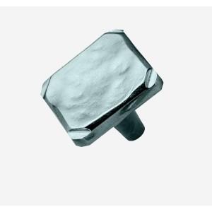 OCTOGONAL wardrobe knob (push/pull)